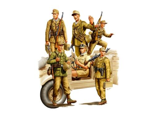 Hobby Boss GERMAN AFRICA CORPS 1:35 (84410)