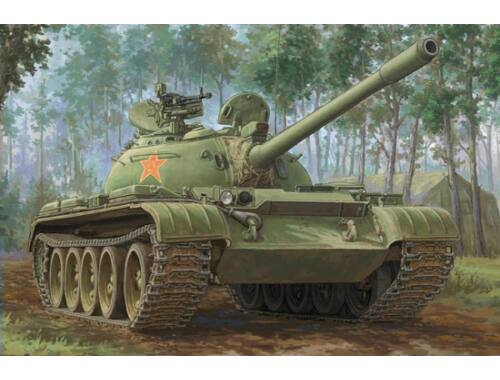 Hobby Boss PLA 59-1 Medium Tank 1:35 (84542)