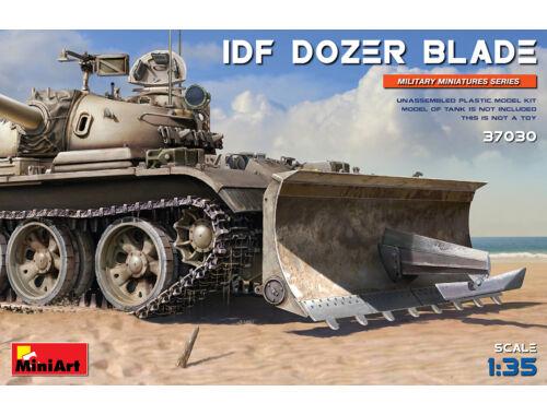 MiniArt IDF Dozer Blade 1:35 (37030)