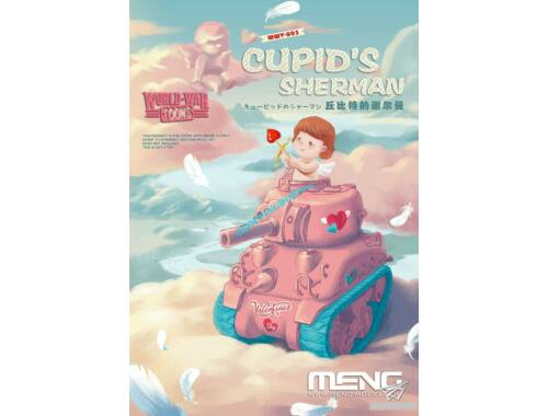 Meng Cupid's Sherman (CARTOON MODEL) (WWV-003)