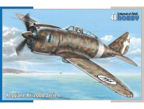 Special Hobby Reggiane Re 2000 I. Serie 1:48 (48204)