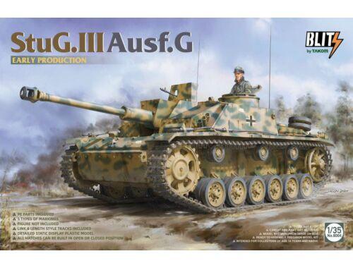 Takom StuG.III Ausf.G early production 1:35 (8004)