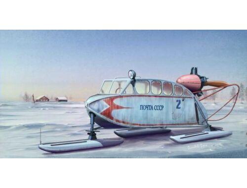 Trumpeter Soviet NKL-6 Aerosan 1:35 (2355)