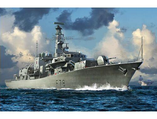 Trumpeter HMS TYPE 23 Frigate Kent(F78) 1:700 (6719)