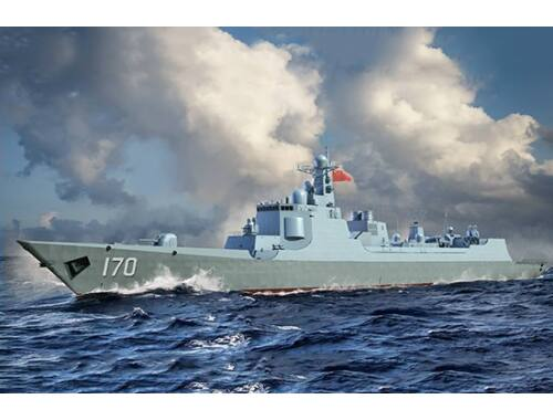 Trumpeter PLA Navy Type 052C Destroyer 1:700 (6730)