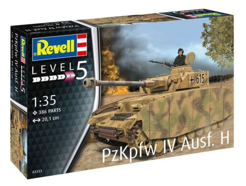 Revell Panzer IV Ausf, H 1:35 (3333)