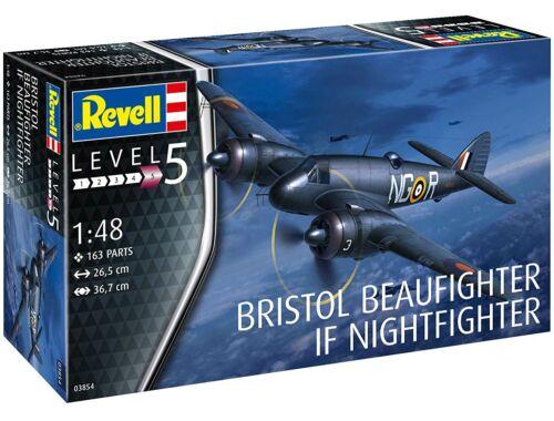 Revell Beaufighter IF Nightfighter 1:48 (3854)