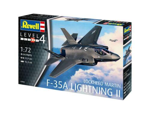 Revell F-35A Lightning ll 1:72 (3868)