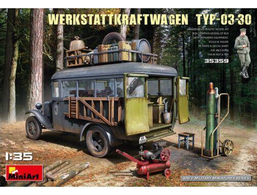 MiniArt Werkstattkraftwagen Typ-03-30 1:35 (35359)