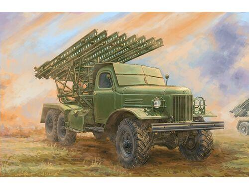 Trumpeter Soviet 2B7 Multiple Rocket Launcher BM-13 NM 1:35 (1075)