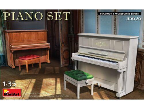 MiniArt Piano Set - 2in1 1:35 (35626)