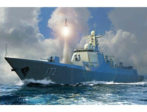 Trumpeter PLA Navy Type 052D Destroyer 1:700 (6732)
