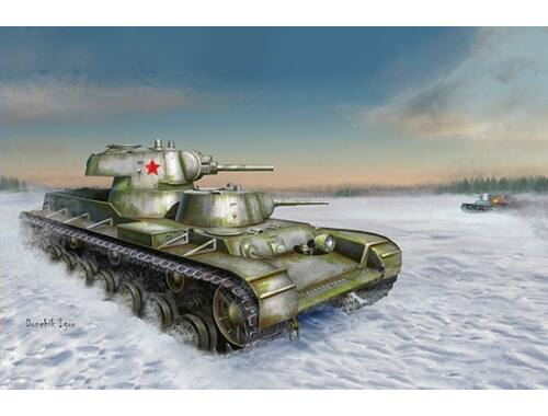 Trumpeter Soviet SMK Heavy Tank 1:35 (9584)