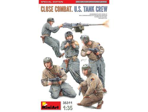 MiniArt Close Combat. U.S. Tank Crew. Special Edition 1:35 (35311)