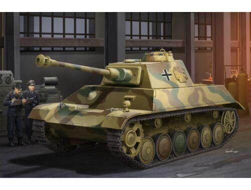 Hobby Boss German Pz.Kpfw.III/IV auf Einheitsfahrgestell 1:35 (80150)