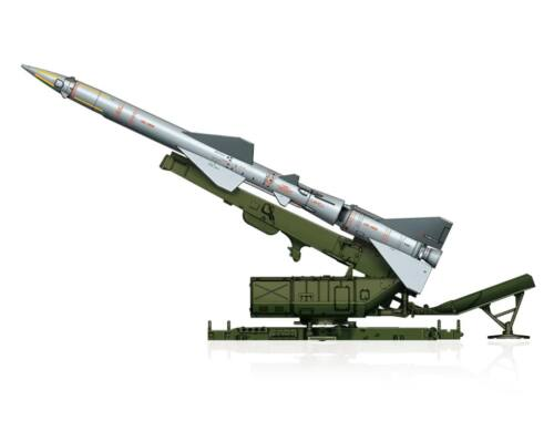 Hobby Boss Sam-2 Missile with Launcher Cabin 1:72 (82933)