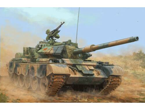 Hobby Boss PLA 59-D Medium Tank 1:35 (84541)