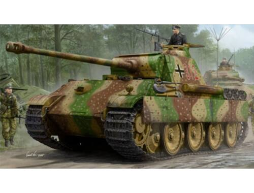 Hobby Boss German Sd.Kfz.171 Panther Ausf.G - Early Version 1:35 (84551)