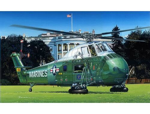 Trumpeter VH-34D Marine One - Re-Edition 1:48 (2885)