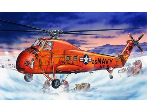 Trumpeter UH-34D Seahorse - Re-Edition 1:48 (2886)