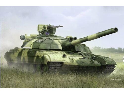 Trumpeter Ukraine T-64BM Bulat Main Battle Tank 1:35 (9592)