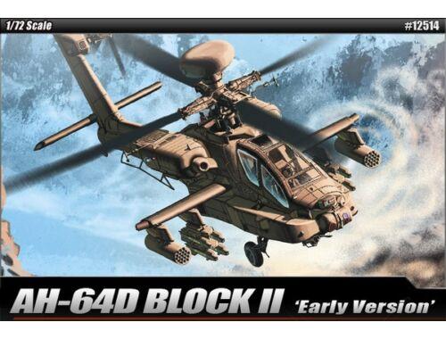 Academy U.S. ARMY AH-64D 1:72(12514)