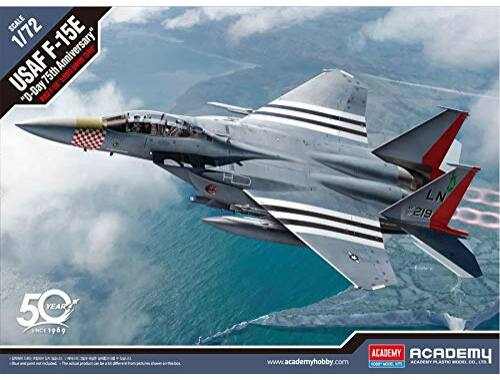 "Academy USAF F-15E ""D-Day 75th Anniversary"" 1:72(12568)"