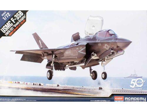 "Academy USMC F-35B VMFA-121 ""Green Knights"" 1:72 (12569)"