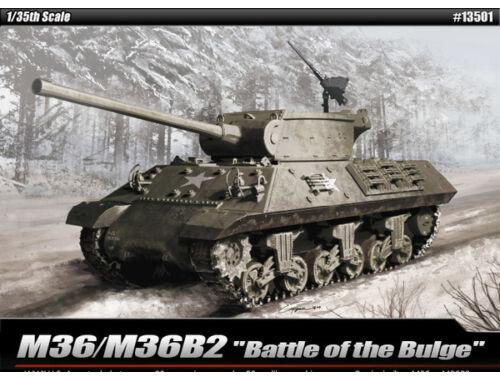 "Academy M36/M36B2 ""Battle of the Bulge"" 1:35 (13501)"