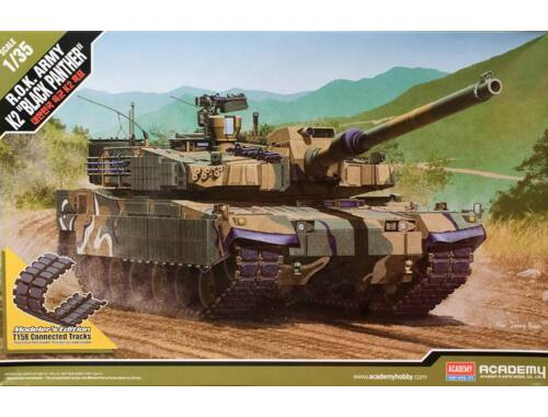 Academy ROK ARMY K2 BLACK PANTHER 1:35 (13511)