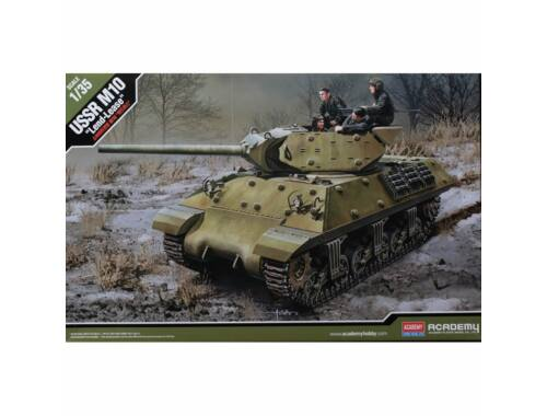"Academy USSR M10 ""Lend-Lease"" 1:35 (13521)"