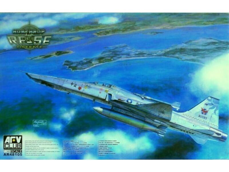 AFV Club RF5-E Tigereye 1:48 (AR48105)