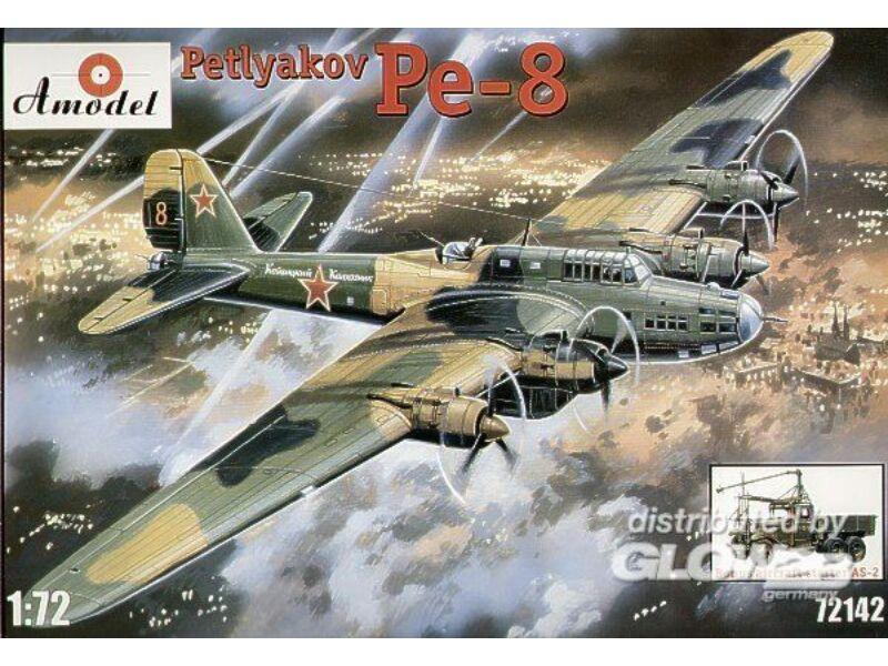 Amodel Pe-8   AS-2 1:72 (72142)