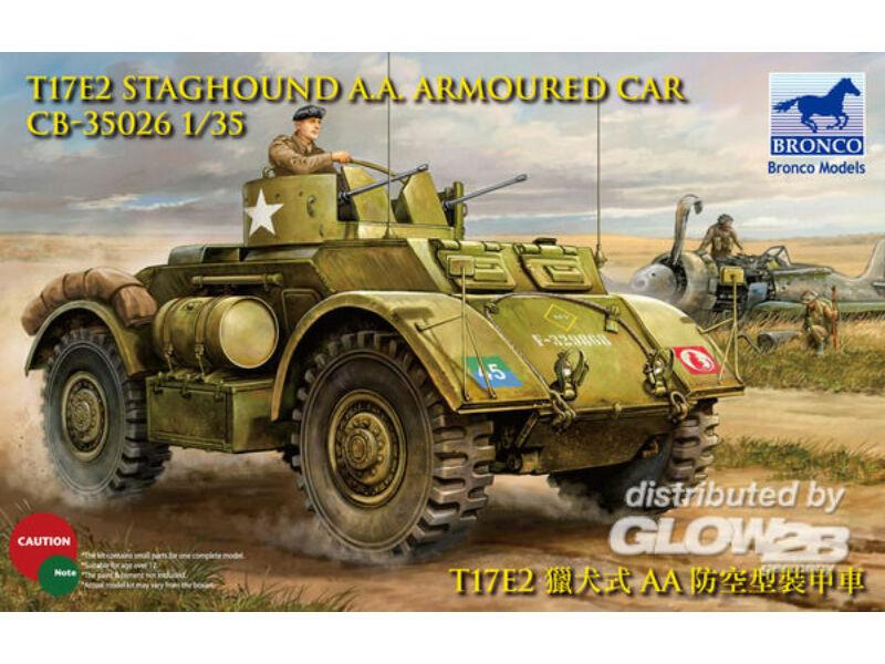 Bronco Models-CB35026 box image front 1