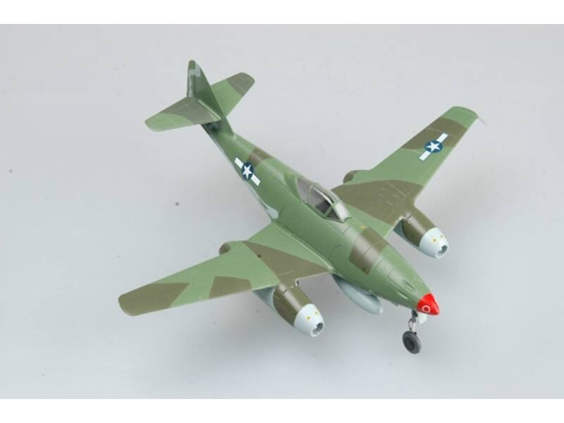 """Easy Model Me262 A-1a W.Nr.501232.""""Yellow five"""" 1:72 (36368)"""