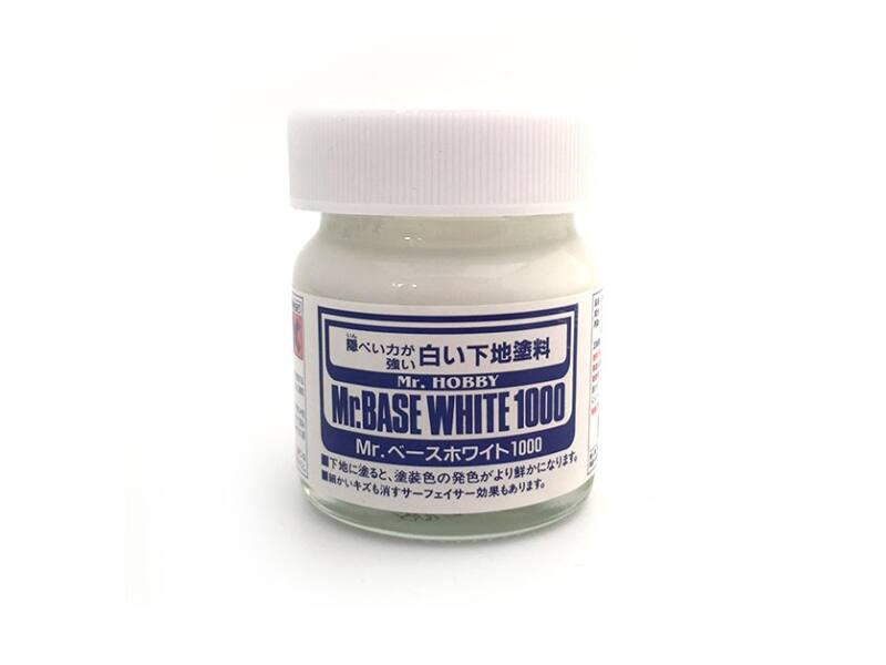 Mr.Hobby Mr.Base White 1000 (40 ml) SF-283