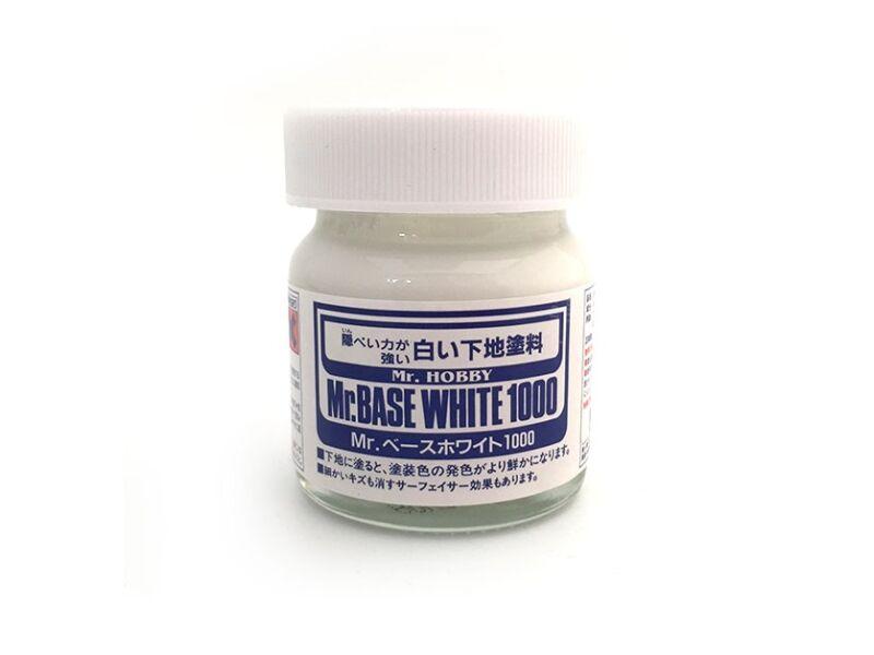 Mr.Hobby Mr.Base White 1000 (40 ml) SF-283