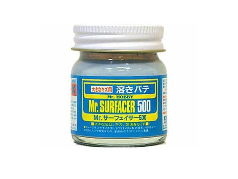 Mr.Hobby Mr.Surfacer 500 (40 ml) SF-285
