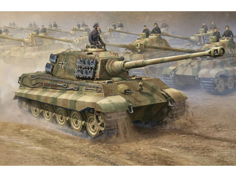 Trumpeter-00910 box image front 1