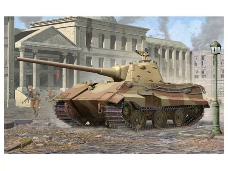 Trumpeter-01536 box image front 1