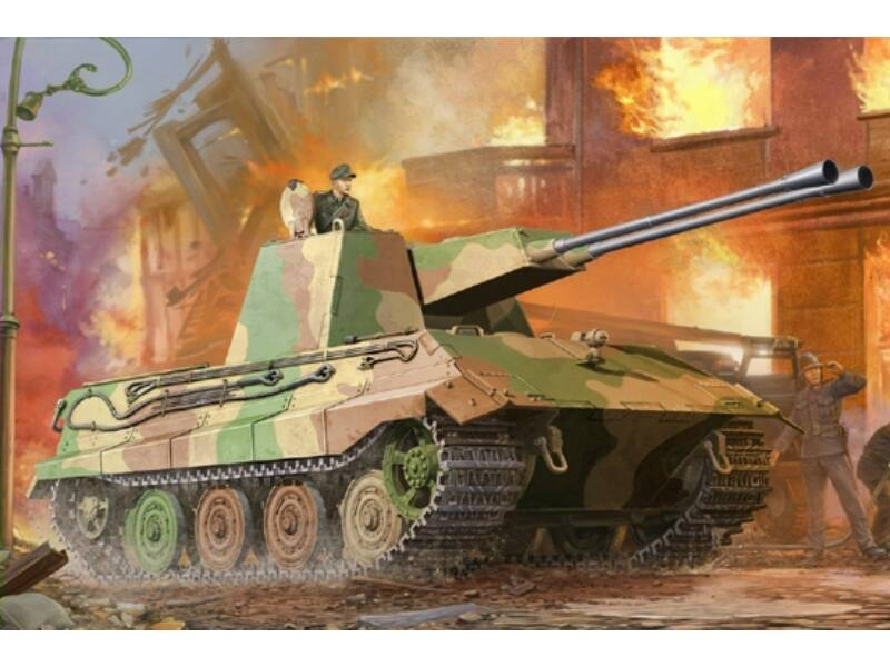 Trumpeter-01539 box image front 1