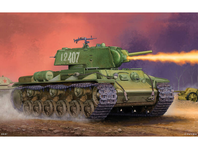 Trumpeter-01568 box image front 1