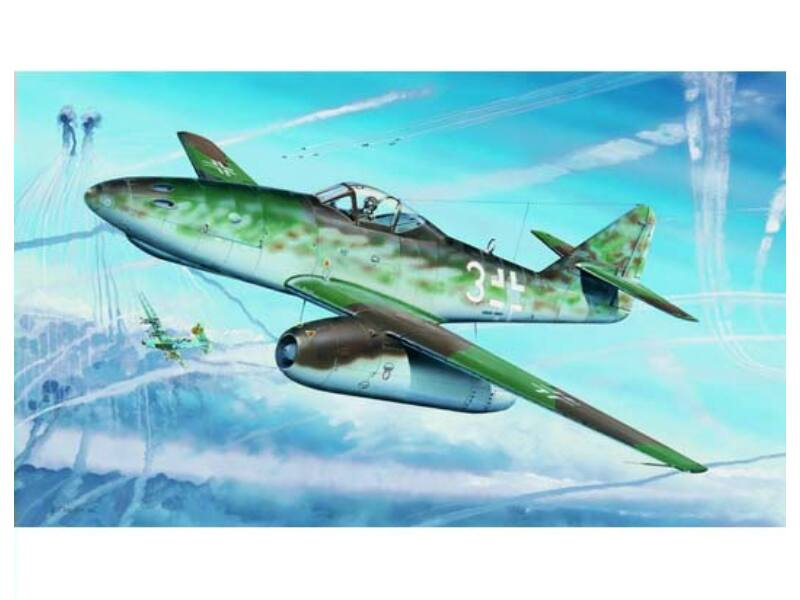Trumpeter-02260 box image front 1