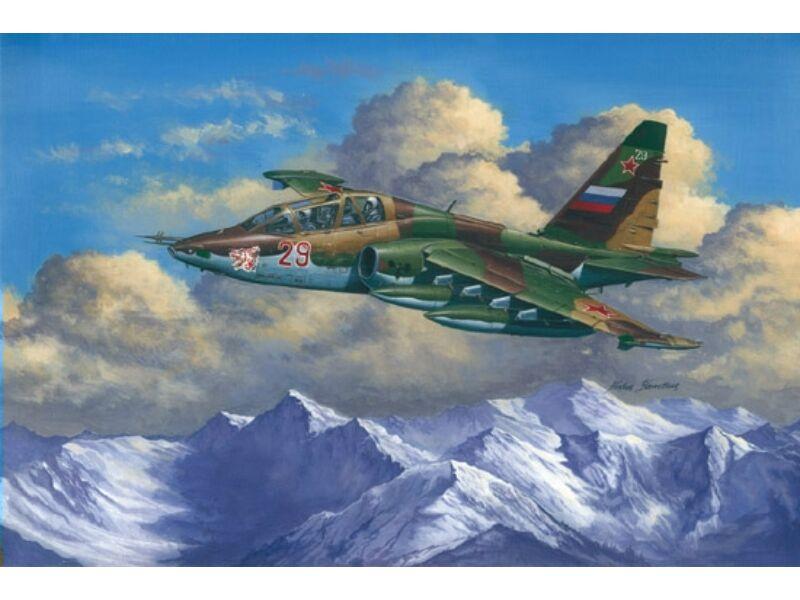 Trumpeter Su-25UB Frogfoot B 1:32 (02277)