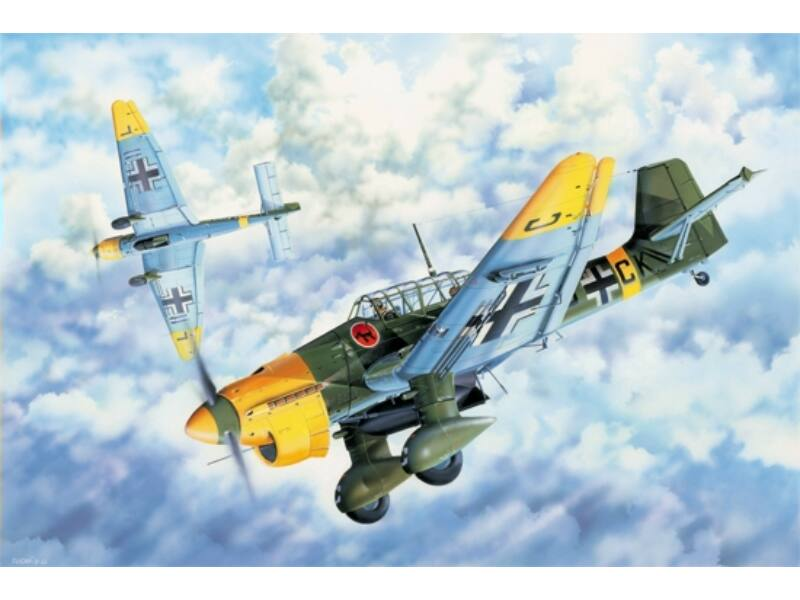 Trumpeter-03214 box image front 1
