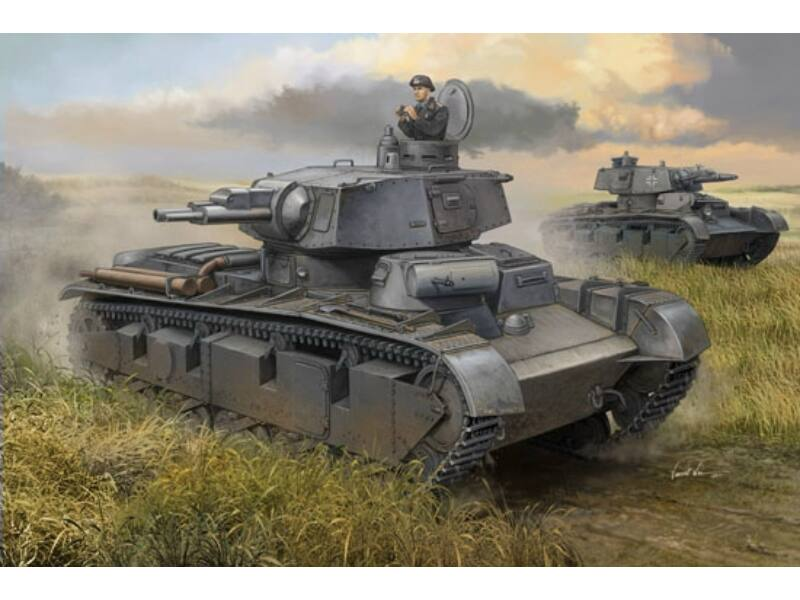 Trumpeter-05527 box image front 1