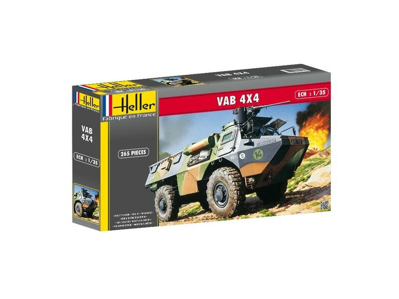 Heller-81130 box image front 1