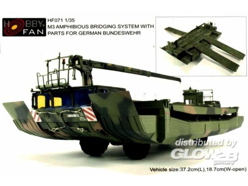 Hobby Fan M3 Amphibious Rig 1:35 (HF071)