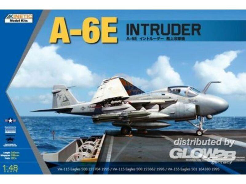 Kinetic A-6A/E Intruder 1:48 (48023)