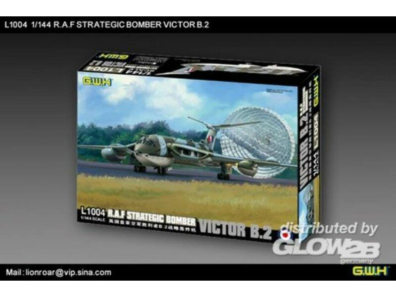 Lion Roar R.A.F. Strategic Bomber VICTOR B2 1:144 (L1004)